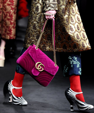 See Glorious Detail Shots of Gucci's Drool-Worthy Fall 2016 Accessories
