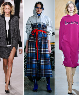 3 Chic Ways to Dress Up a Hoodie, Inspired From the Runway