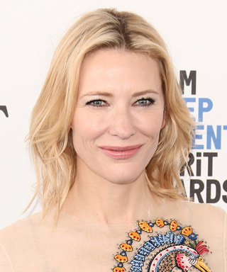 Cate Blanchett Chopped Her Hair into a Bob Mere Hours Before the Oscars