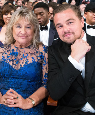 Leonardo DiCaprio Celebrates Oscar Win with an Intimate Dinner with Close Family and Friends