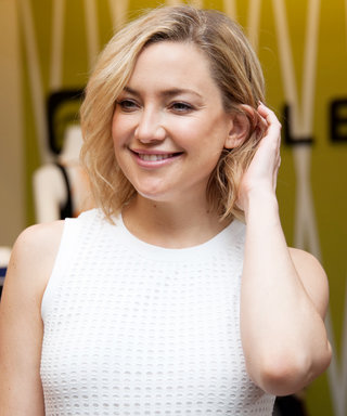 Kate Hudson Explains Why She Cut Her Hair Into a Lob—and Whether She'll Return to a Long 'Do