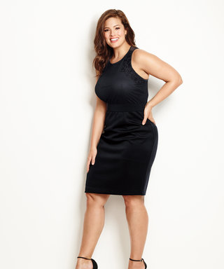 Ashley Graham Promises Her New Dress Collection Will Flatter Every Body Type