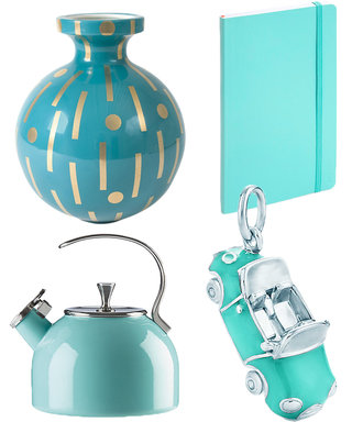12 Tiffany Blue Home Pieces to Add this Spring