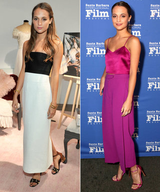 15 Style Lessons We Learned from Alicia Vikander