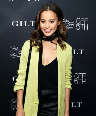 Jamie Chung Celebrates Gilt's First-Ever Brick and Mortar Store