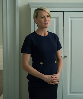 Why Robin Wright Sports a Sexier New Wardrobe in House of Cards Season 4