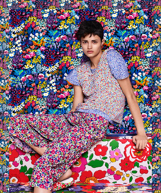 The Uniqlo x Liberty London Collab Is as Spring-Happy as We Had Hoped