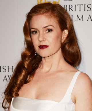 Isla Fisher Just Chopped 10 Inches Off of Her Hair