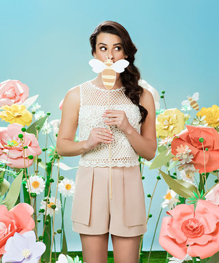 The Buzz Behind Lea Michele's New Burt's Bees Campaign
