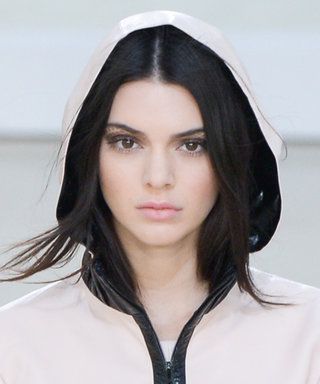 Kendall Jenner Hits the Runway with Gigi and Bella Hadid at Chanel's #PFW Show