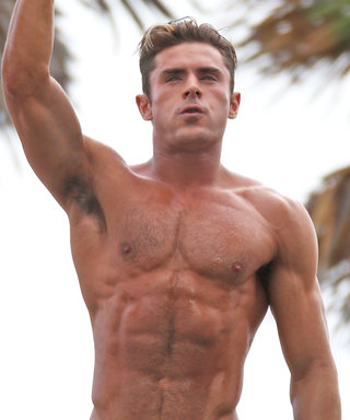 You Have Seriously Never Seen Zac Efron Look This Cut