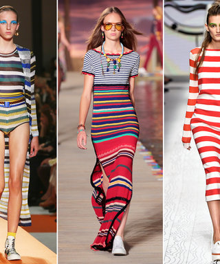 The Spring 2016 Guide to Every Single Stripe
