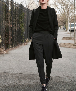 Editor-Tested: Pants That Don't Wrinkle? We Try Them On