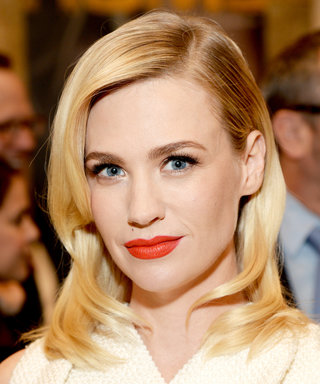 January Jones Just Scored a Beautiful New Gig