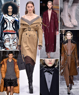 The 22 Trends, Fashion Ideas, and Styling Tricks We Loved from Fall 2016 #PFW