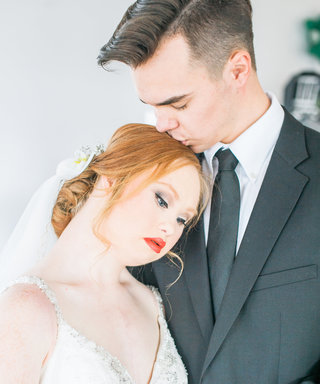 Madeline Stuart, Model with Down Syndrome, Is Stunning in This Bridal Photo Shoot