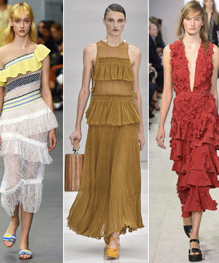 7 Pretty Pieces that Have Us Swooning for Ruffles this Spring