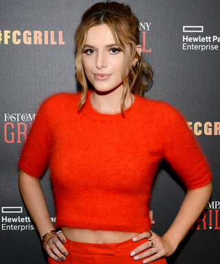 "Bella Thorne Shares ""Every Girl's Worst Fear"" at Shovel Buddies Premiere"