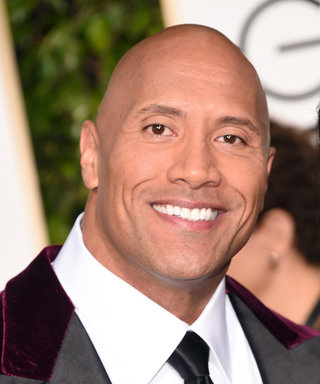 "Dwayne ""The Rock"" Johnson Makes a Very Sweet Surprise Visit to Children's Hospital in Savannah"
