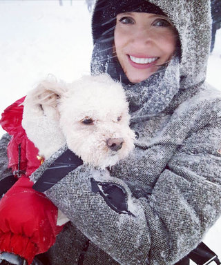 Happy Birthday, Jessica Chastain! See the Animal Lover's Cutest Snaps