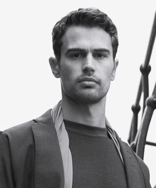 Allegiant Star Theo James on Why He's Nothing Like His Character Four