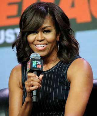 Michelle Obama Sits on Star-Studded SXSW Panel to Encourage Girls' Education and Empowerment