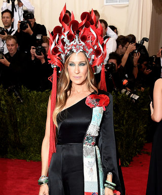 Sarah Jessica Parker's Most Daring Red Carpet Moments