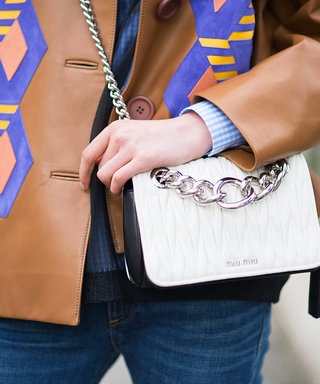 8 So-Chic Chain-Handle Bags to Carry All Season Long
