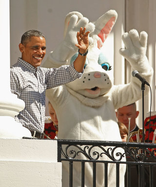 All the Obama Family's White House Easter Egg Rolls Through the Years
