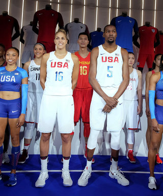 Nike Unveils 2016 Olympic Team Uniforms