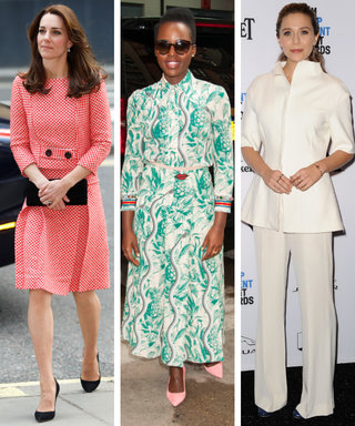 6 Stars Show Us How to Wear Spring's Hottest Trends at the Office