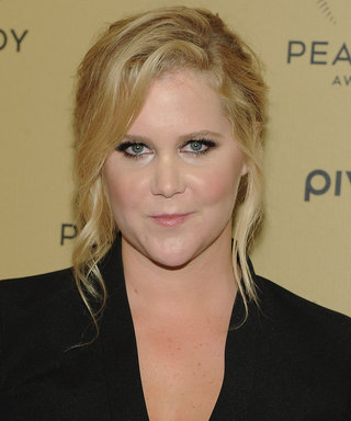 """Amy Schumer Is Sporting a """"Baby Bump"""" in This New Photo"""