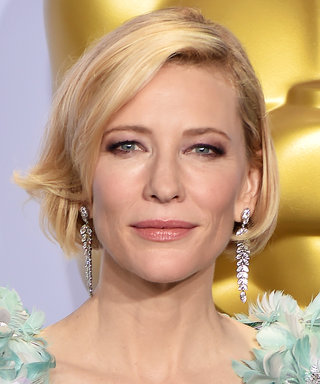 You Have To See Cate Blanchett's Surprising New Hair Color