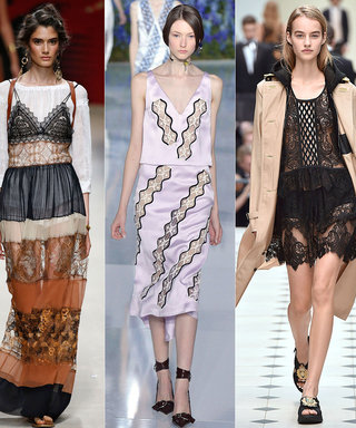 6 Ways to Embrace Lace This Spring