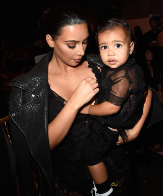 North West Is Getting Her Own Kimoji and It's Too Good