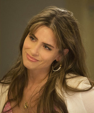 "Amanda Peet on Playing a ""Tragic Trainwreck"" and Embracing Her Wrinkles"