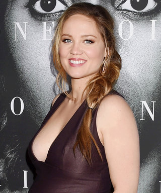 Erika Christensen Is Expecting a Baby Girl! The Actress Debuts Her Bump at the L.A. Premiere of Confirmation