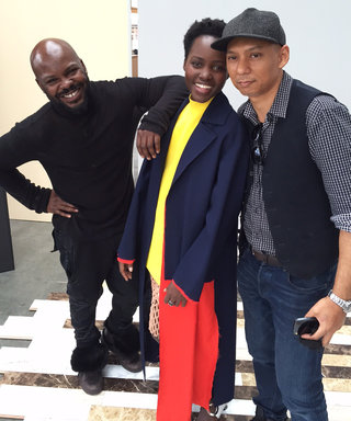 See Lupita Nyong'o and More in the Best Behind-the-Scenes Shots from Our April Issue