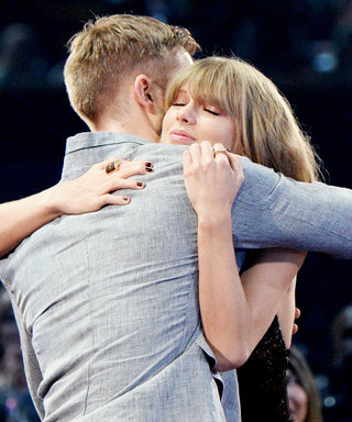 Taylor Swift and Calvin Harris's Cutest Moments from the iHeartRadio Music Awards