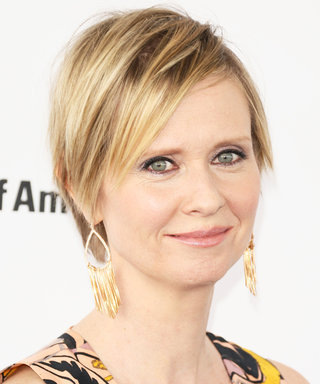 Happy 50th Birthday, Cynthia Nixon! See Her Many Different Looks