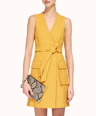 Shop a Spring Dress a Day: A '70s-Inspired Take on Yellow