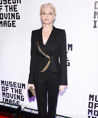 Ellen Barkin's Best Red Carpet Looks