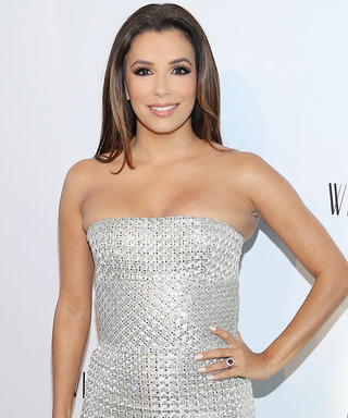 "Eva Longoria Says to Switch Up Your Fragrance: ""It Should Be Another Accessory"""