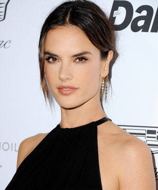 Alessandra Ambrosio's Toned Abs Will Give You Major #Fitspo