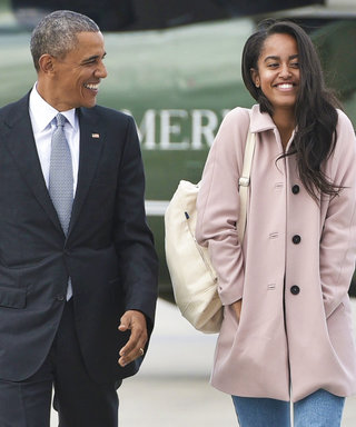 Barack and Malia Obama Are the Cutest Father-Daughter Duo on Their Cross-Country Trip
