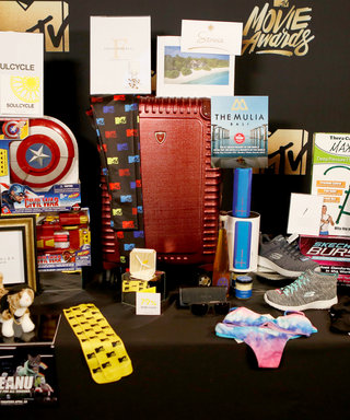 Here's Everything in the Official 2016 MTV Movie Awards Swag Bag