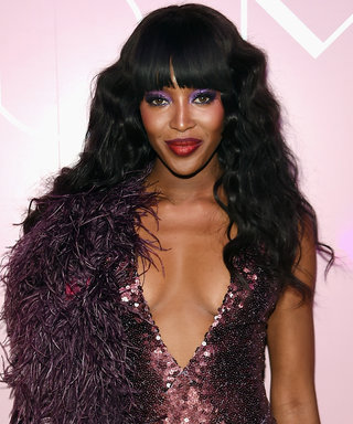 Stars Come Out to Celebrate Supermodel Naomi Campbell's Epic $1750 Photo Book