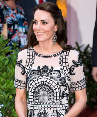Kate Middleton's Latest Outfit in India Is Absolutely Stunning