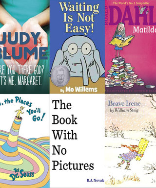 14 Books InStyle Staffers Love to Read with Their Kids