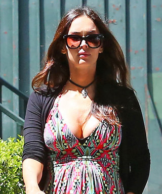 See Megan Fox's Colorful Maternity Style from Her Outing with Brian Austin Green